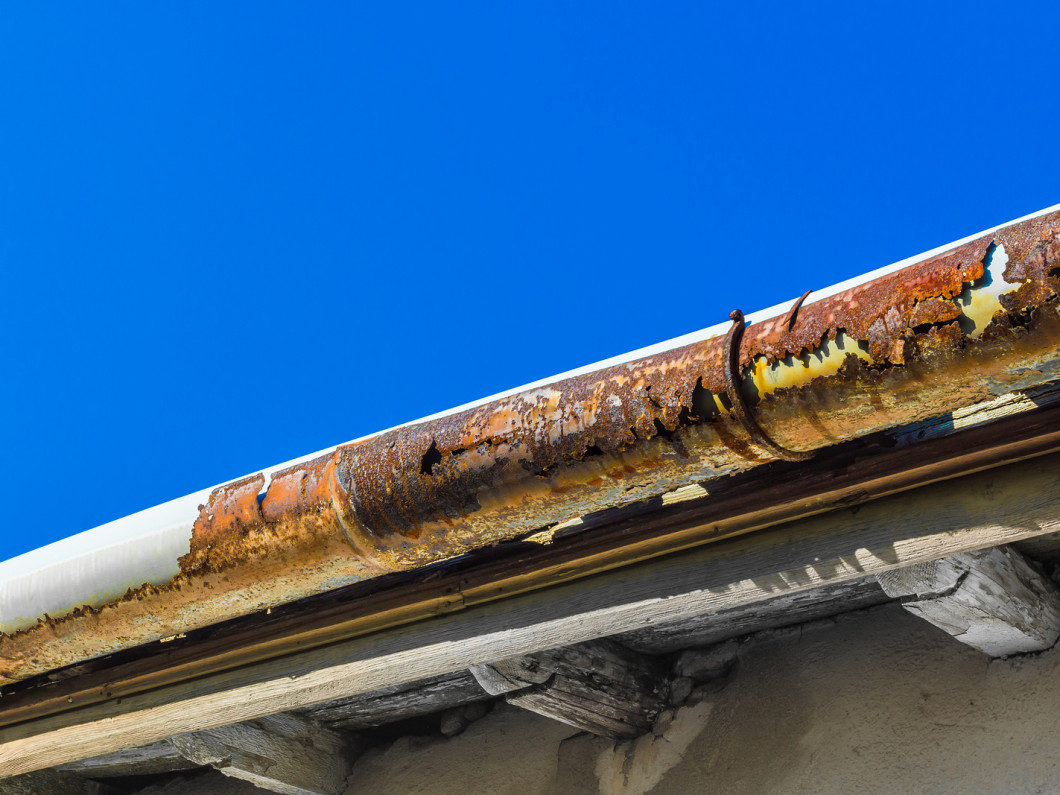 Don't Let Broken Gutters Ruin Your Property's Appeal